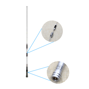 Image 2 - Diamant Antenne SG m507 Dual Band Mobile Radio Antenne UHF / VHF 144 / 430 MHz Ham Radio Walkie Talkie Antenne