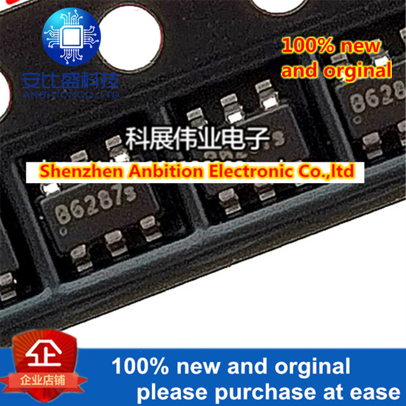20pcs 100% New And Orginal  SX1308 SOT23-6 2A High Efficiency 1.2MHz 2A Step Up Converter 85T  In Stock