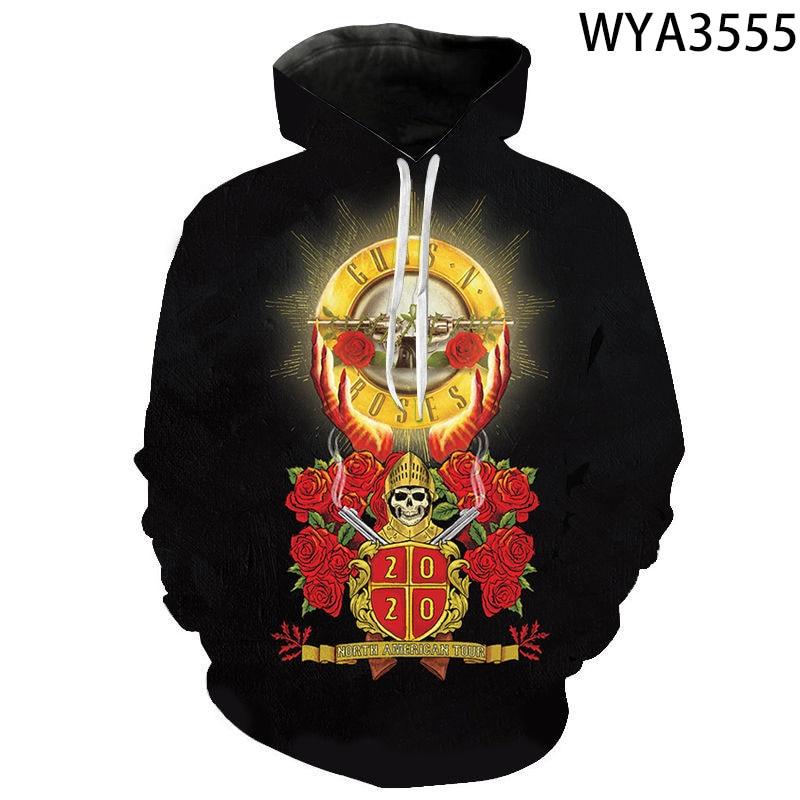 Moda nova feminina crânio 3d hoodie com capuz hip hop street hoodie horror casual moletom outono inverno confortável