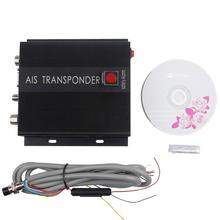 Transmitter-System Ais-Receiver Ais Transponder Marine HA-102 Function Class-B Dual-Channel
