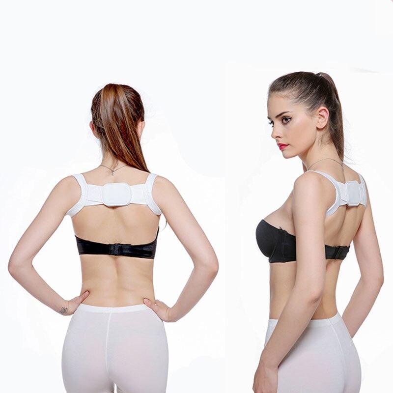 Invisible Posture Corrector Back Spine Support Shoulder Belt Adult Children Corset Posture Brace Support Correction Health Care