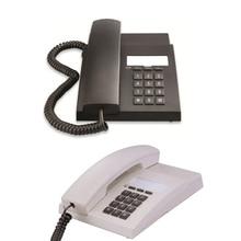Corded Phone Telephone with Redial, R Key, Adjustable Ringtones, Lightning Protection, Desk Landline, Wall Mountable