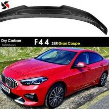 Seco de carbono trasero Spoiler tronco cubierta ala para BMW F44 2 serie 4 puerta GC Gran Coupe 2020 - 2025