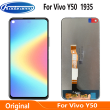 Original Screen For VIVO Y50 1935 LCD Display Touch Screen Digitizer Assembly Replacement Parts