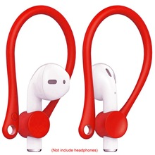 Ear-Hooks Bluetooth Earphone Apple Airpods Pro-Accessories 3-Holder Silicone for Anti-Fall