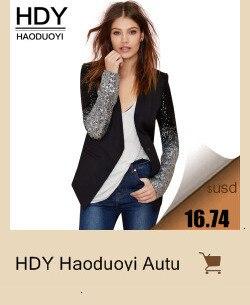 Hdf34c1d6e993492e8f3a19d6e04c8288N HDY Haoduoyi Winter Casual Brown Corduroy Long Sleeve Turn-down Collar Denim Jacket Single Breasted Basic Women Warm Cotton Coat
