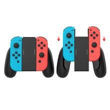 DOBE-cambiador de empuñadura TNS-0136 para Nintendo Switch, soporte de cambio de mango para NS Joy Pad