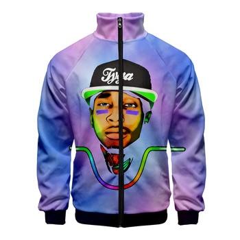 цена на 2019 New Fashion hoodies Tyga 3D All Over Printed Costume Men&Women streetwear Hoodie/Short sudadera hombre