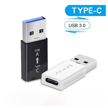 Converter OTG Adapter USB C Cable UsbC Type C to USB 3.0 For Oneplus 7t Huawei P30 Xiaomi Samsung S20 S10 S9 Plus Type-C Cable