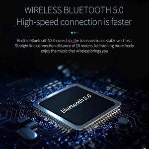 Image 5 - M2 سماعة لاسلكية تعمل بالبلوتوث 5.0 مكبر صوت عمود صغير بطارية ذات سعة كبيرة مكبر صوت يدعم Handfree راديو FM TF بطاقة Aux Audio