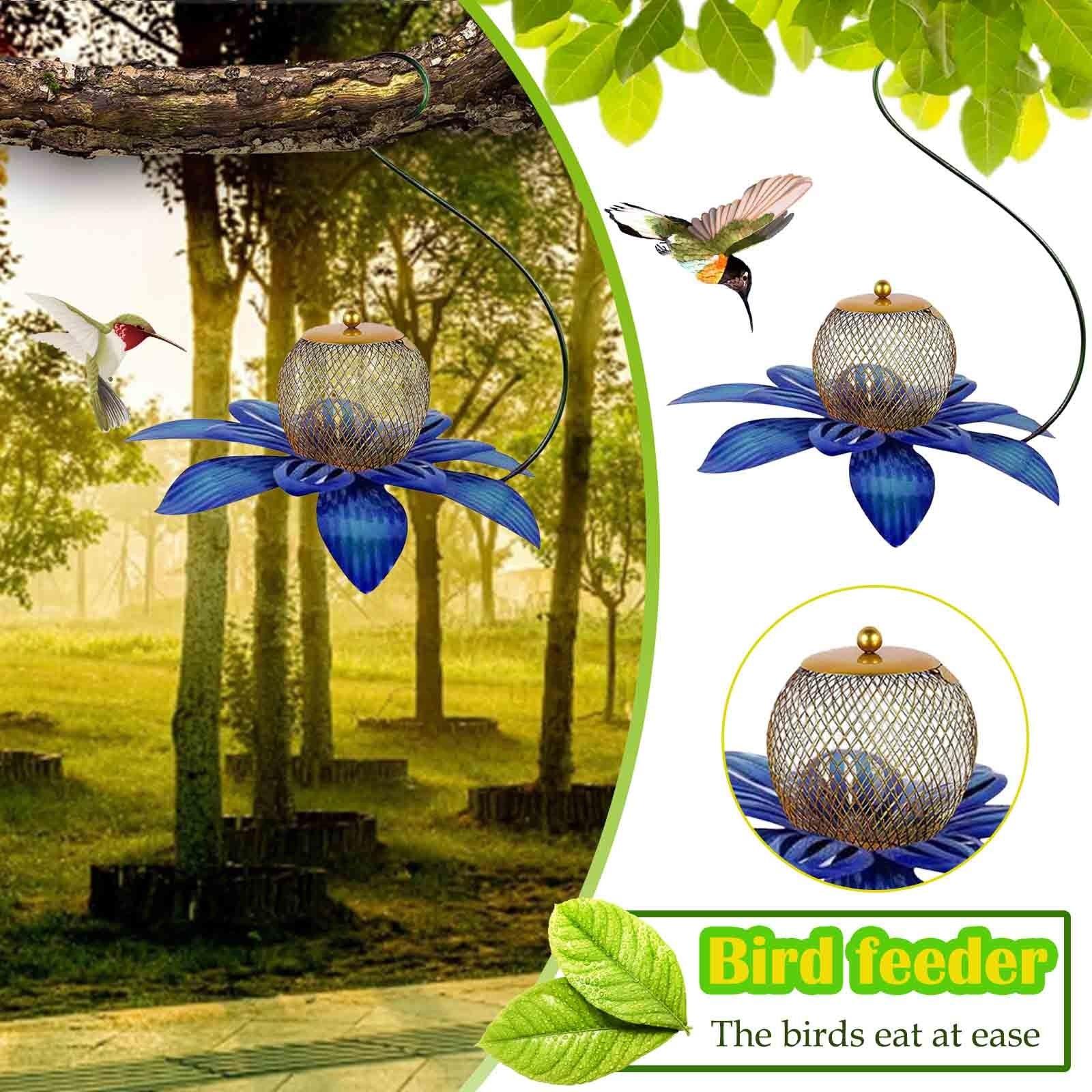 Bird Feeder Desert Steel 5
