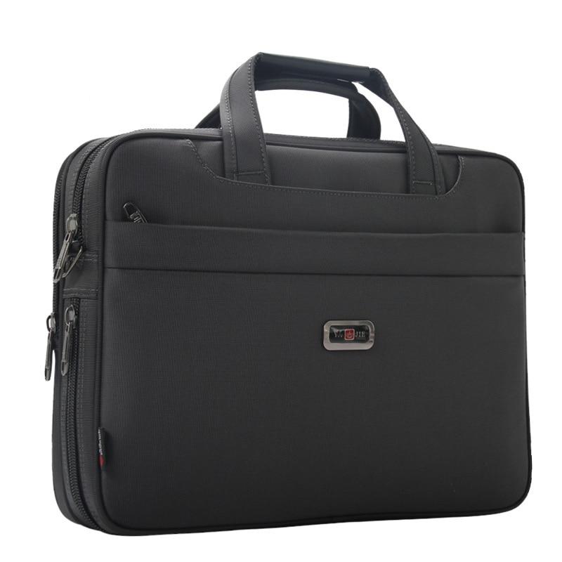 2020 New Brand Laptop Bag 16 Inch Laptop Waterproof Notebook Shoulder Bag Handbag For Man Briefcase Bag