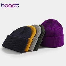 Мужская и женская вязаная шапка осень зима для женщин мужчин;