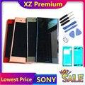 3840*2160 Оригинальный ЖК-дисплей для sony Xperia XZP XZ Premium G8142 сенсорный экран 5 5 дюймов дигитайзер сборка G8141 Бесплатные инструменты