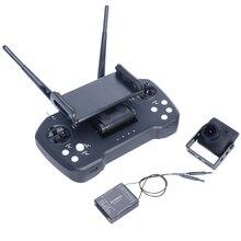 Skydroid Control remoto T12, 2,4 GHz, 12 canales, con receptor R12, Mini cámara, transmisión de mapa Digital de 20km, para Aparato de protección de plantas