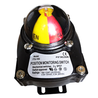 ITS100 Mechanical Valve Limit Switch Position Monitoring Switch Valve Position Indicator Pneumatic Actuator 2XSPDT 125/250VAC