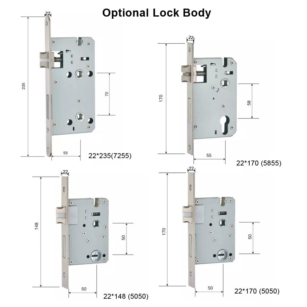 lock body