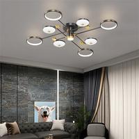 Moderne Innen LED Kronleuchter HAUSE Dekoration Glanz Beleuchtung Für Schlafzimmer Kind Studie Esszimmer Wohnzimmer Lichter Leuchte Lampen