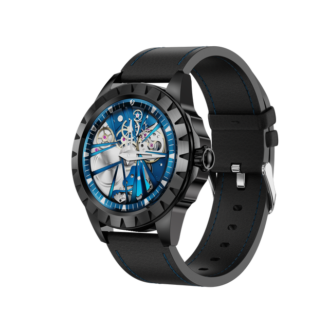 Lemfo Lemz Smart Watch Bluetooth, Tela Amoled ECG, Personalizado 3