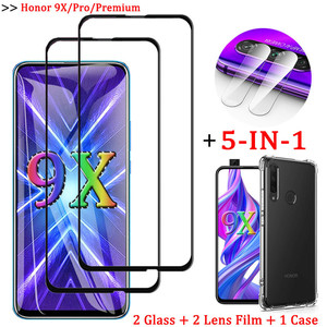 5-in-1 lens, glass case for ho