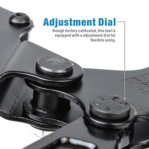 Image 5 - IWS 1608M ワイヤーロープ圧着 (手スエージ) ツールのためのスエージング銅とアルミオーバルスリーブと停止から袖 1.58 3.5 ミリメートル