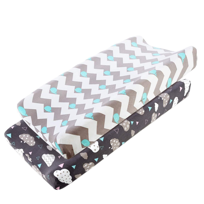 Baby Nappy Changing Pad Soft Baby Waterproof Mattress Bed Sheet Infant Change Mat Cover image