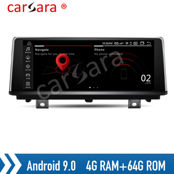 4G+64G Android 9.0 4G-LTE IPS touch screen for BMW BMW 1 Series NBT system F20 F21 2013-2017 GPS upgrade navigation image