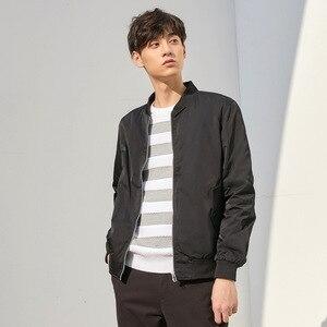 Image 5 - Metersbonwe Mens Casual Jackets for Men Jogger Fashion Jacket Men Overcoat Baseball Jackets Mens Streetwear Tops Plus Size