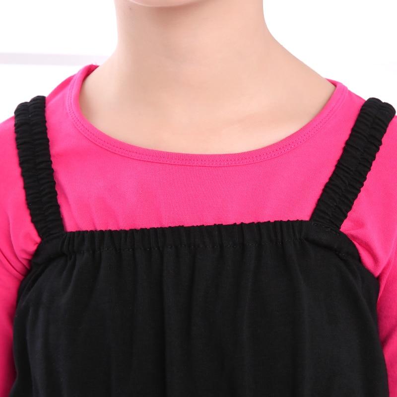 Girls Kids Children Ballet Leotard Jumpsuit Cotton Gymnastic Suspenders Pants 2