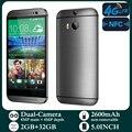 Оригинальные разблокированные мобильные телефоны M8 4G-lte, 5,0 дюйма, Android, 2 Гб ОЗУ, 32 Гб ПЗУ, 1080P, 1080x1920 пикселей, NFC