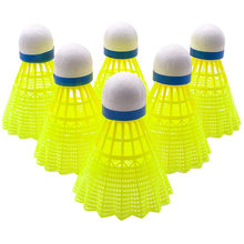 Нейлоновые прочные Воланы yxtc для бадминтона шарики детей и