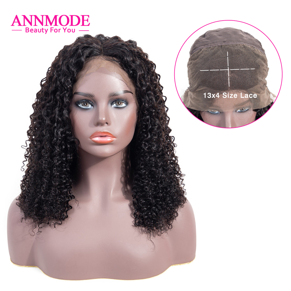 Brazilian Kinky Curly Human Hair Wigs 360 Lace Frontal Wig 150% Density 13X6 Suncool Hair Kinky Curly Transparent Lace Front Wig