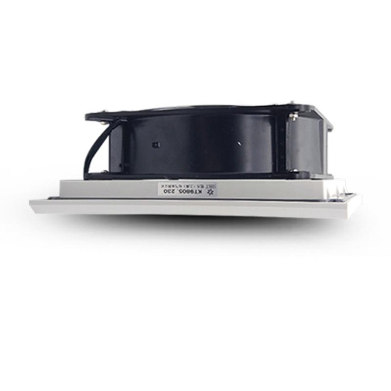 Cabinet Ventilation Filter Set Shutters Cover Fan Grille Louvers Blower Exhaust Fan Filter Filter With Fan