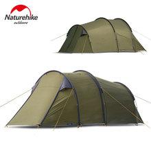 Naturehike Cloud Tourer Ultralight Travel Motorcycle Double Resident Tent Outdoor Selfdriving Rainproof Windproof Camping 2 Tent