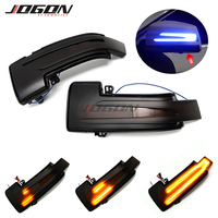 Yellow Blue For Benz ML W166 GL X166 GLS GLE R W251 G W463 13 18 LED Dynamic Turn Signal Light Mirror Sequential Indicator Lamp