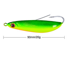 1PC New Crankbait 6 Color Fishing lure Hard Bait 3.54-9cm Crank Fishing Bait Fishing 0.71oz-20g Tackle Jig Hook Style seapesca topwater insect bait 50mm 6 3g flying jig wobblers crank bait fishing tackle fishing lure jk250