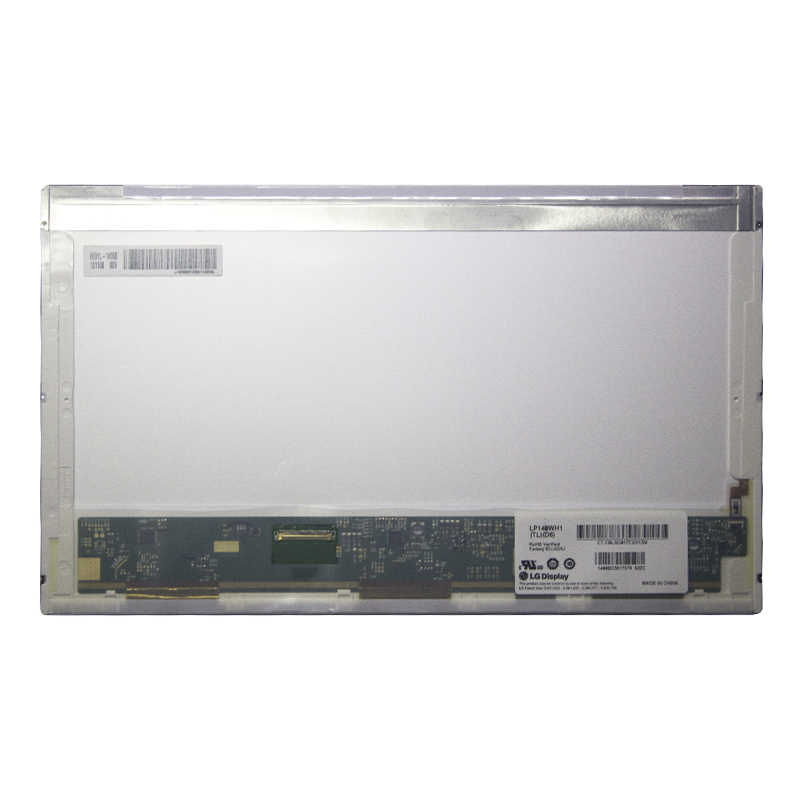 14.0 ''matryca lcd LP140WH1 TLD6 LP140WH1 TLC2 LP140WH1 TLD3 LP140WH4 TLN1 TLA1 TLB1 lcd do laptopa ekran 1366*768 40pin