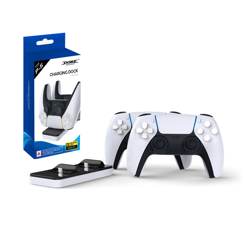 For Sony PS5 Playstation Play Station PS 5 Controller Charging Stand Gamepad Accessories Holder Remote Control Support Joystick 1