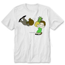 Camisa de t do psiquiatra