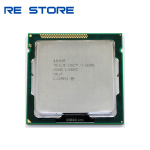 used Intel Core i7 2600s 2.8GHz Quad Core Processor 8MB 65w LGA 1155 cpu