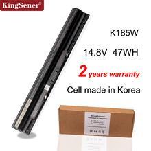 Korea Cell 14.8V 47WH K185W M5Y1K Battery For DELL 3451 3551 3458 5458 3551 3558 5451 5455 5551 5555 5558 5758 GXVJ3 HD4J0