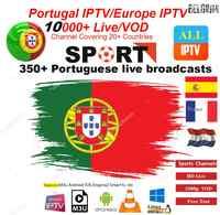 Portogallo IPTV Portoghese IPTV/europa Abbonamento IPTV Per Il REGNO UNITO Germania Francese Spagnolo Belgio Mediaset Premium Per M3u Android