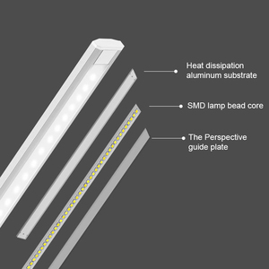 Image 4 - JUNEJOUR LED Table Light Desk Lamp Dimmable Touching Sensor Foldable Eyes Protect With USB Black/Silver/Gold