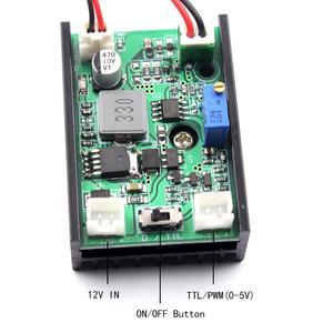 Image 5 - جهاز ليزر ليزر عالي الطاقة 1 وات 1000 ميجاوات 520nm وحدة ليزر خضراء جهاز ليزر طارد للحشرات مزود بمروحة تبريد دورة عمل طويلة