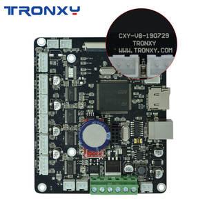 Tronxy actualización silencio placa base para XY-2 XY-3 D01 3D Control de la impresora de placa principal 3D piezas de la impresora 3d placa base
