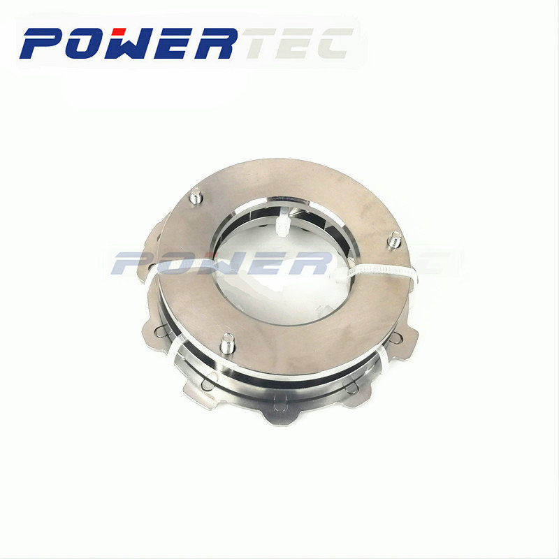 Turbine parts nozzle ring GT2056V 716885 716885-5004S turbo VNT ring for <font><b>VW</b></font> <font><b>Touareg</b></font> <font><b>2.5</b></font> <font><b>TDI</b></font> 128Kw 174HP BAC BLK 2003- 070145701J image