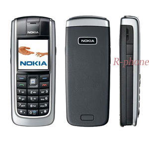 NOKIA 6021 Mobile GSM Refurbished Cell-Phone Unlocked Black Original Bluetooth Gift Tri-Band
