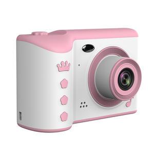 "Children Camera 2.8"" IPS Eye Protection Screen HD Touch Screen Digital Dual Lens 18MP"