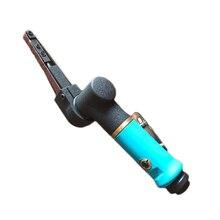 Воздушный ленточно-шлифовальный станок 10 мм x 330 мм полировщик для компрессора воздуха шлифовальный воздушные инструменты пневматические у...