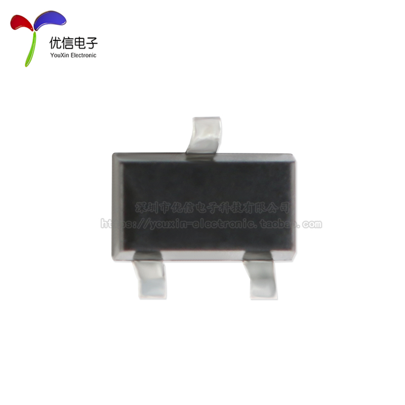 50x bc848cwh6327 transistor NPN bipolar 30v 100ma 330mw sot323